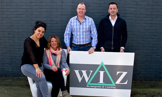 Kiezen voor WIZ Re-integratie & Coaching B.V.